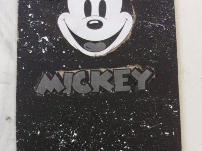 Transformation de Mickey par les 5eme SEGPA