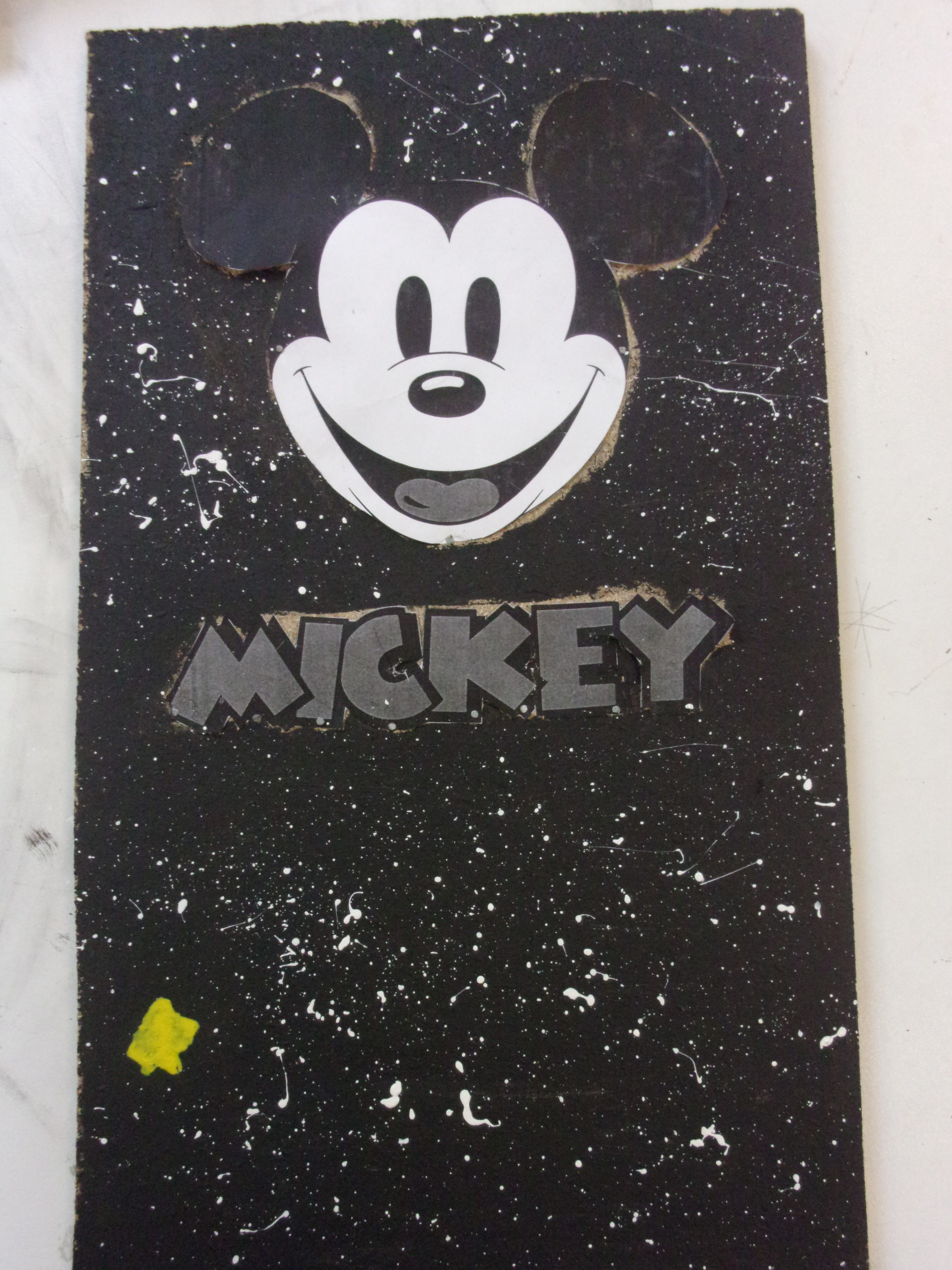 Transformation de Mickey par les 5eme SEGPA