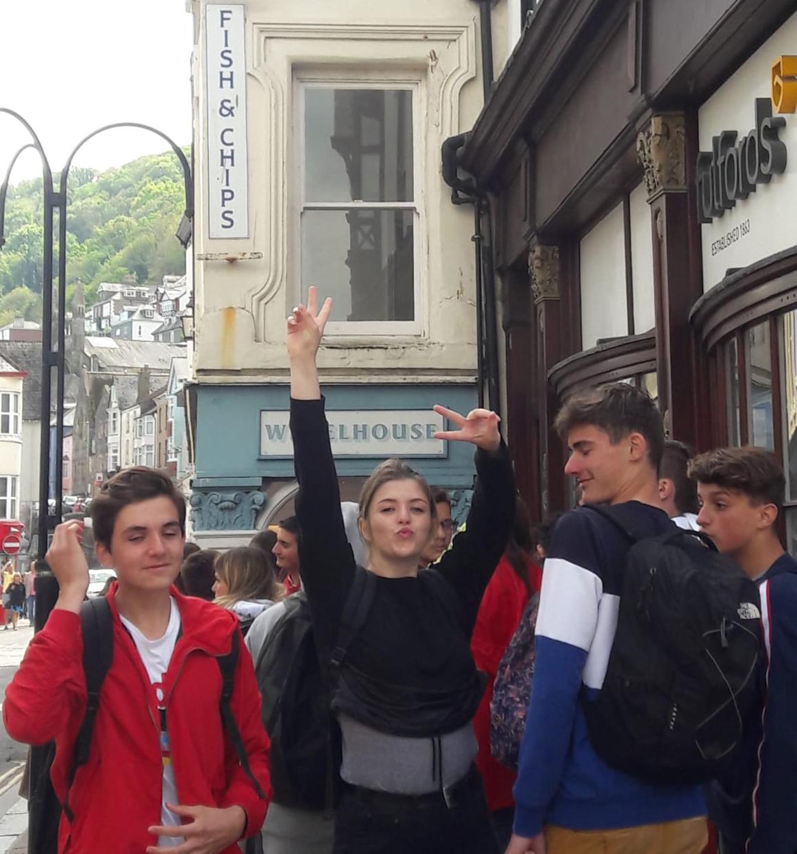 Voyage Cornouailles