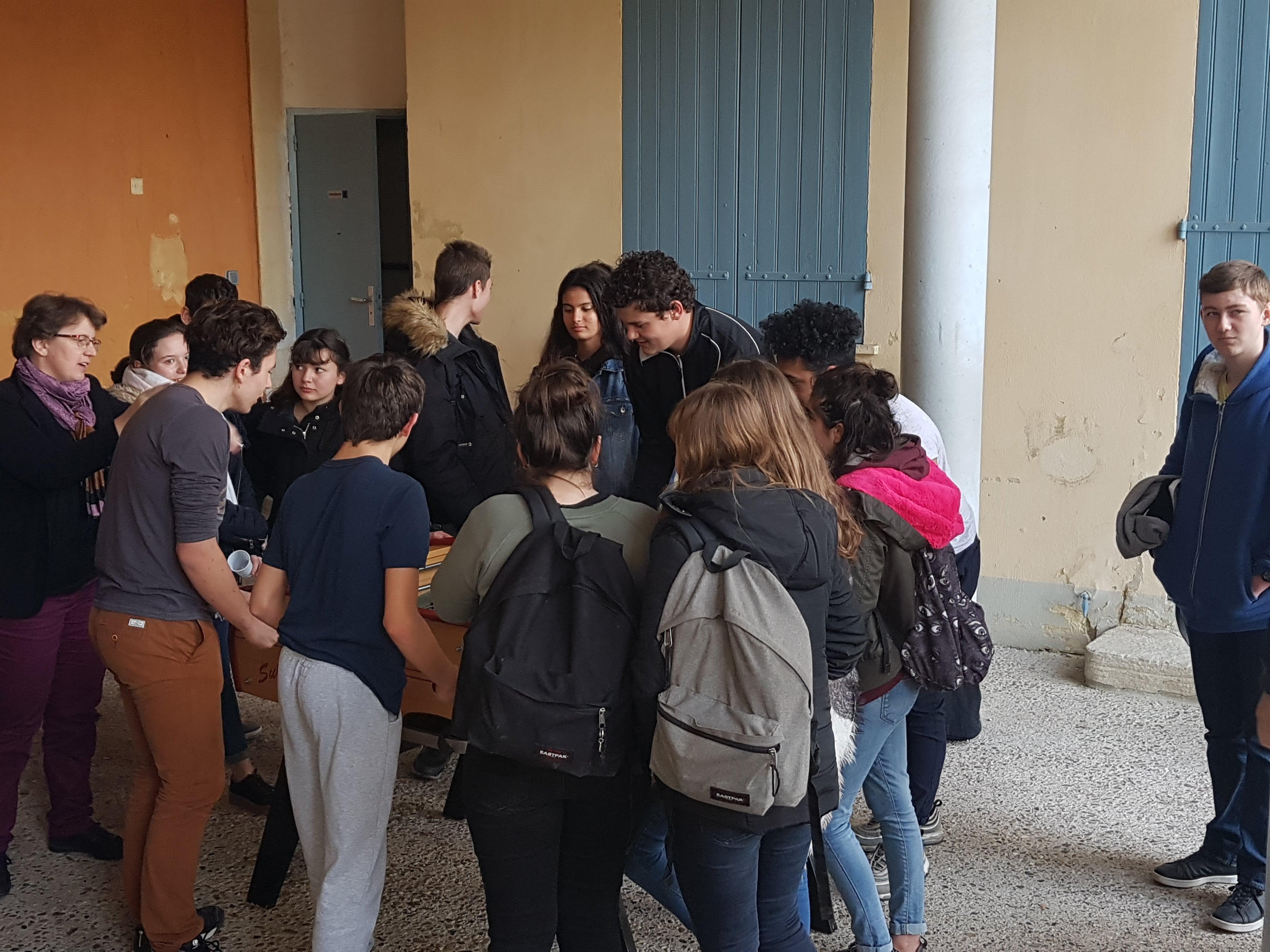 Lycée les Chênes
