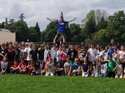 Rencontre Rugby CM2-6ème