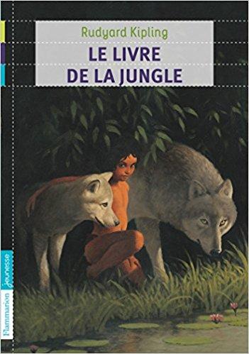 Le livre de la Jungle – Book