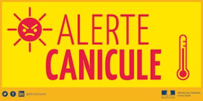 URGENT – Vigilance rouge canicule