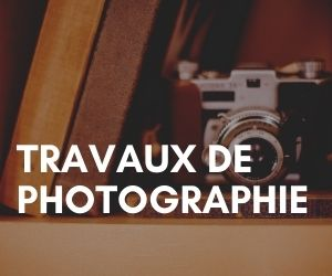 Blanc Photo Éclairage et Photographie Atelier Moyen Rectangle Bannière