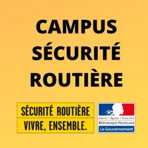 CAMPUS SECURITE ROUTIÈRE