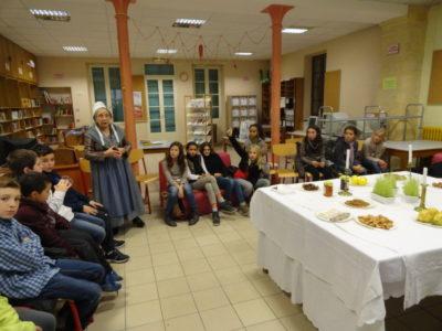 Le provençal à l'école