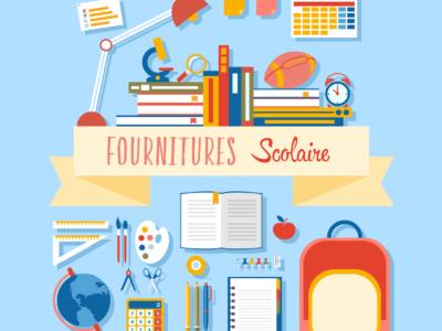 Listes des fournitures scolaires du collège pour la rentrée 2017