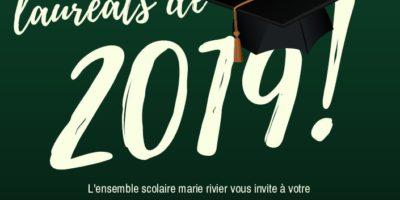 Invitation à la remise des diplômes