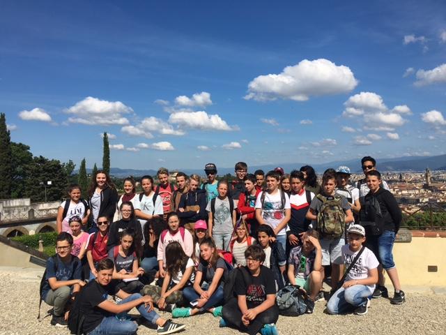 Séjour pédagogique à Florence