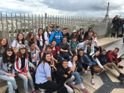 Séjour à Paris 2019