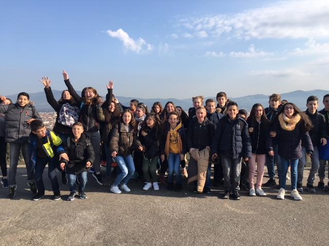 Voyage en Italie 2018