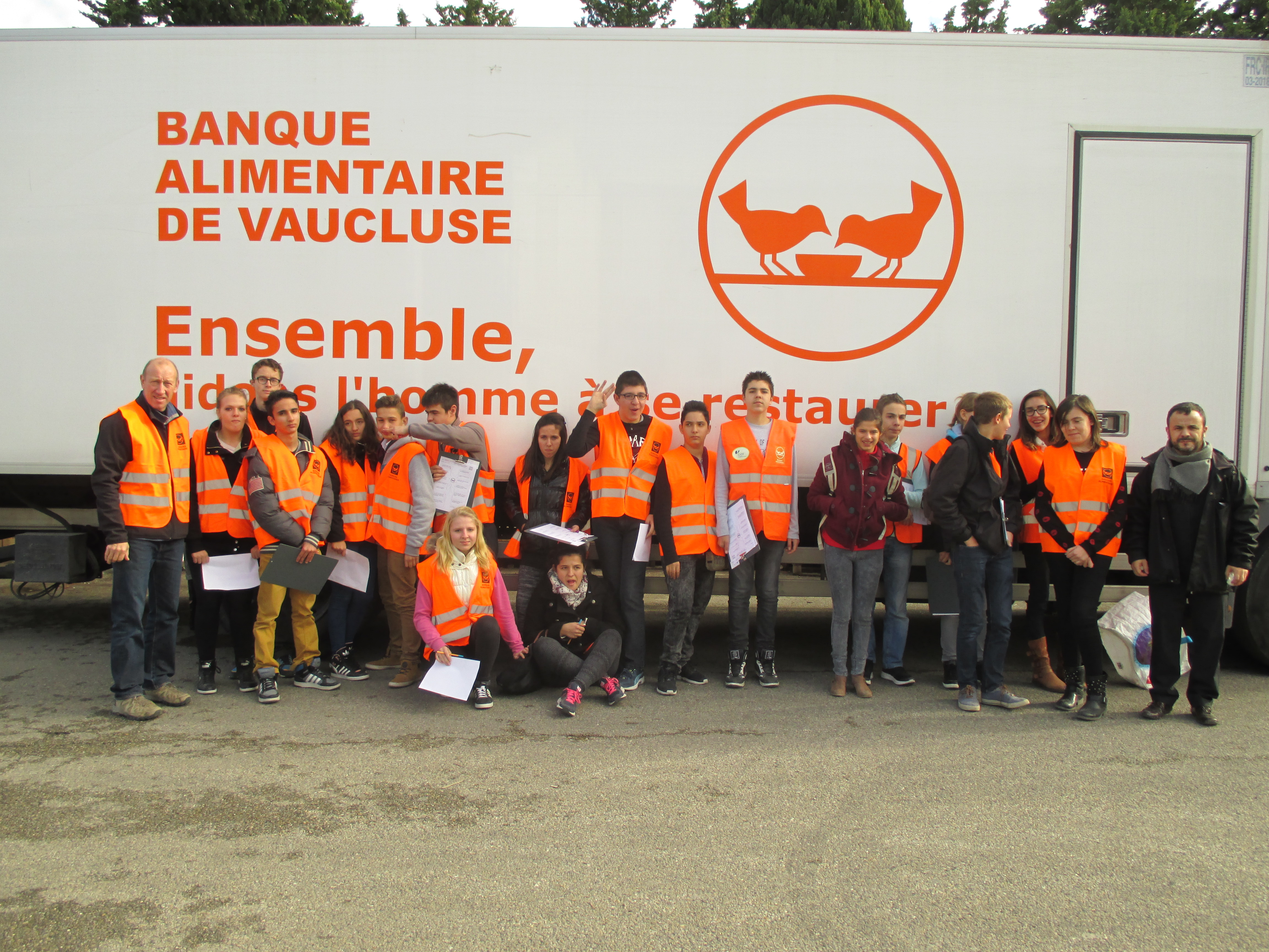 Banque Alimentaire 84