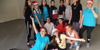 Dernier cours de l'AS Danse de l'année 2019