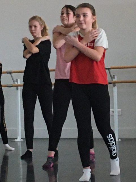 As Danse