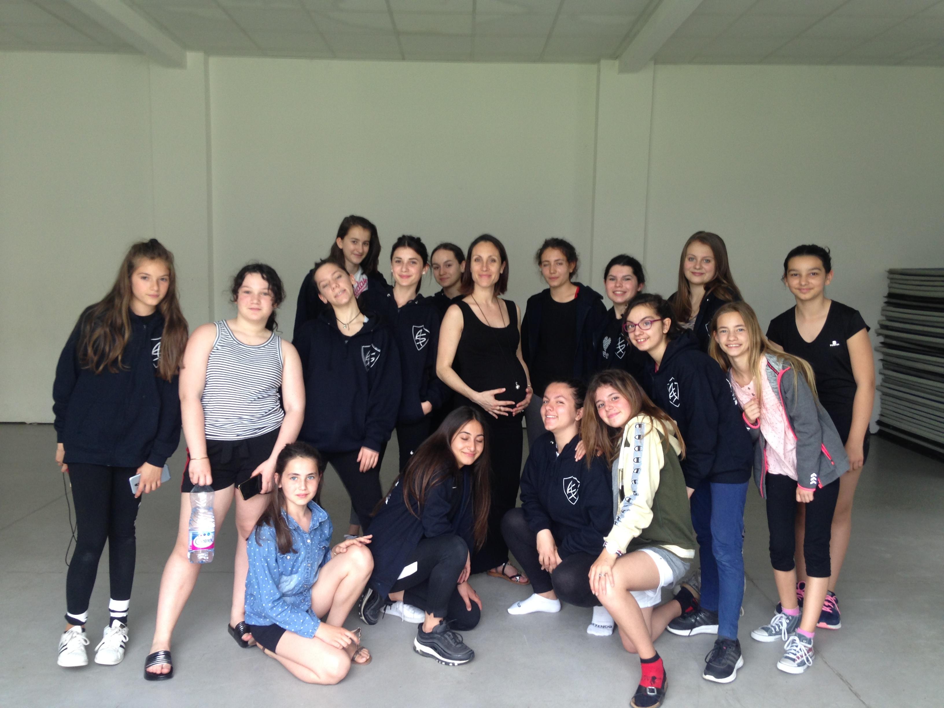 As Danse – dernière répétition