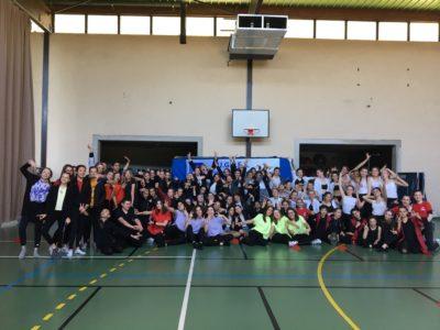 Championnat de Danse Comité UGSEL
