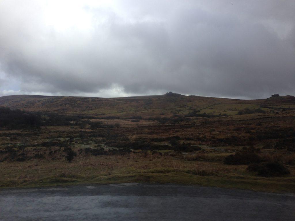 visite du parc national Dartmoor