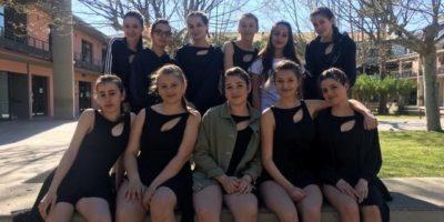 AS Danse : championnat académique UGSEL à Nîmes