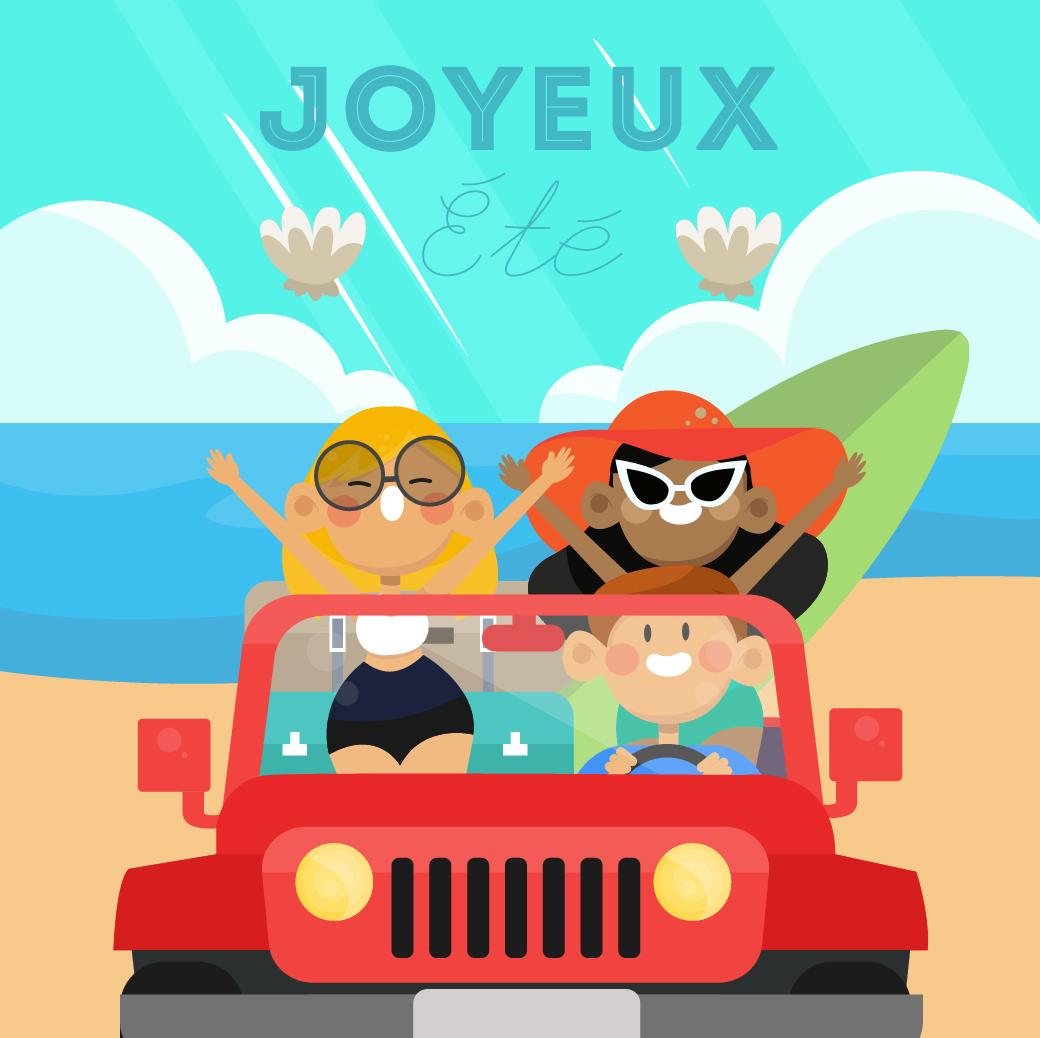 Joyeux été