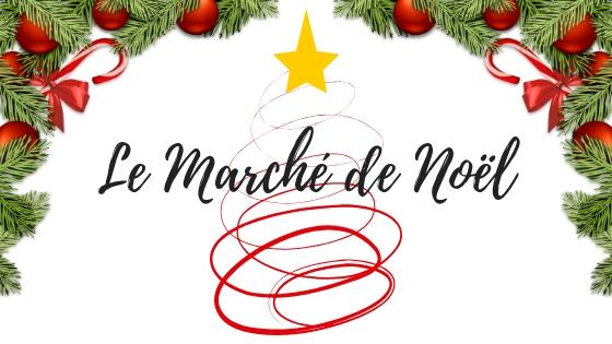 Marché de noël – École