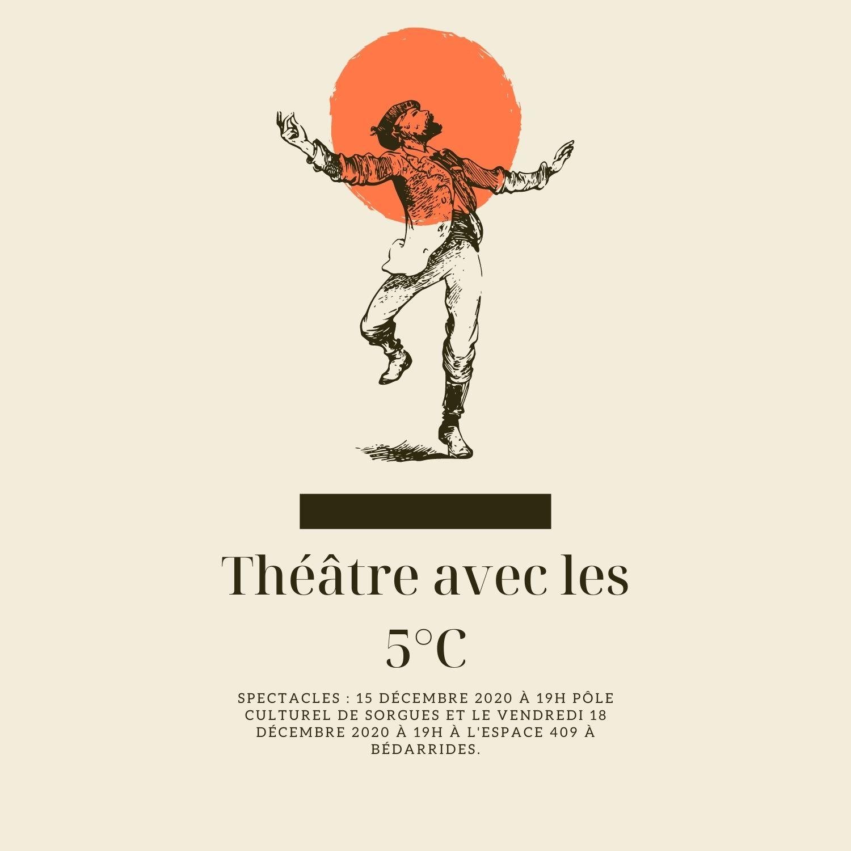 Mise à l'honneur : Théâtre avec les 5C