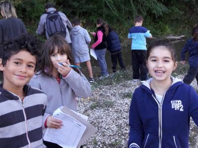 Sortie au parc municipal de Sorgues