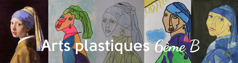 Arts plastiques 6ème E
