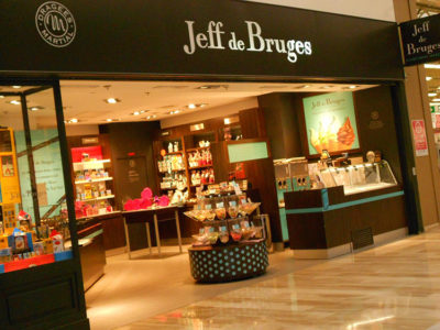Opération chocolats Jeff de Bruges Noël 2016