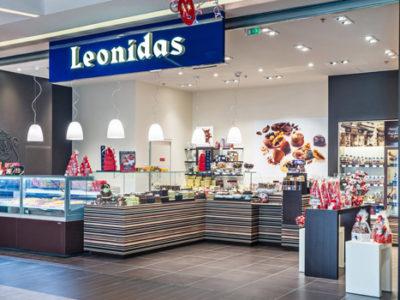 Opération chocolats Léonidas 2016